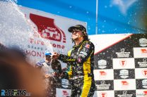 Herta remains undefeated at Laguna Seca; Palou moves closer to championship in second