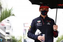 Risk of rain at Sochi a factor in Verstappen's engine penalty decision