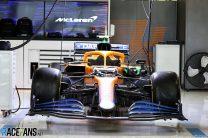 McLaren, Sochi Autodrom, 2021