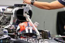 Pierre Gasly, AlphaTauri, Sochi Autodrom, 2021
