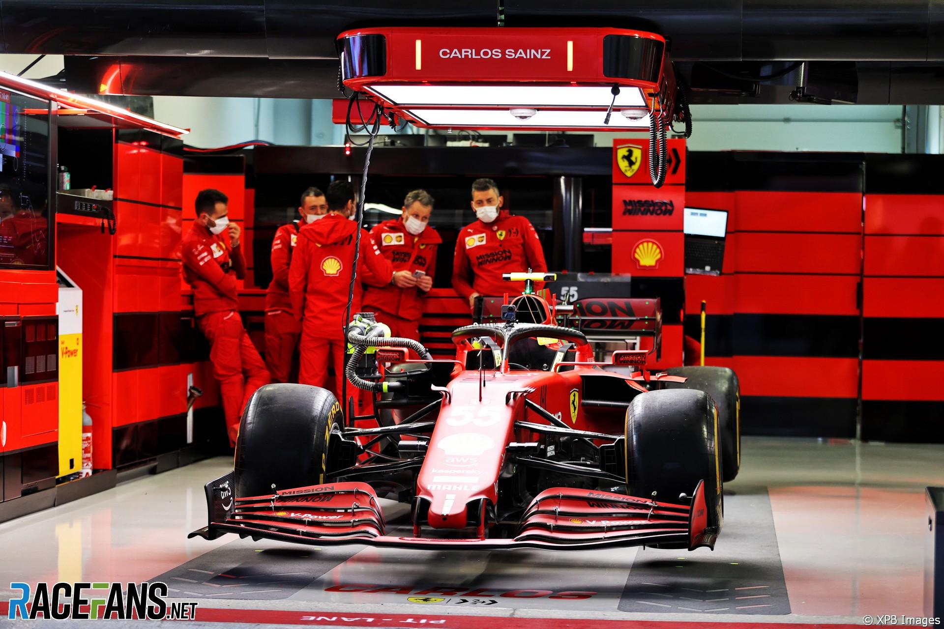 Ferrari, Sochi Autodrom, 2021