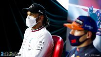 Nothing personal in Hamilton-Verstappen rivalry – Bottas