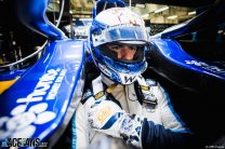 Latifi 'pushing Russell very hard' since Williams improved car