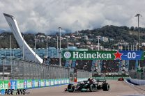 Bottas leads Mercedes one-two as practice begins at Sochi