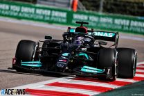 Hamilton: We must capitalise on Verstappen's back-of-grid start