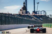 Sebastian Vettel, Aston Martin, Sochi Autodrom, 2021