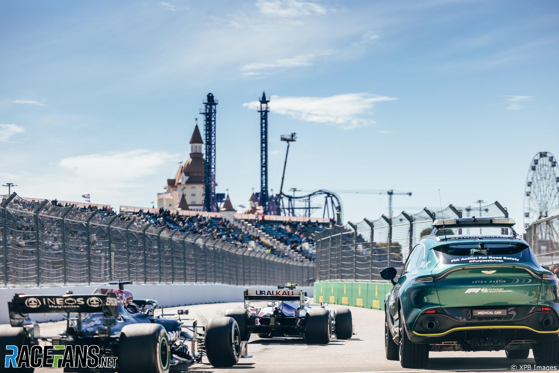 Mick Schumacher, Haas, Sochi Autodrom, 2021