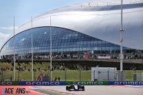 Nicholas Latifi, Williams, Sochi Autodrom, 2021
