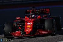 Charles Leclerc, Ferrari, Sochi Autodrom, 2021