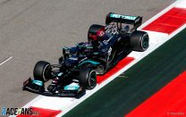 """Hamilton at risk of penalties as Mercedes admit """"question marks"""" over power units"""