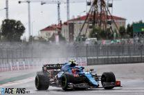Esteban Ocon, Alpine, Sochi Autodrom, 2021