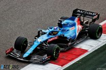 """Alonso expects to slip from sixth to his car's """"natural position"""" in race"""