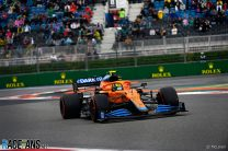 """""""Watch Russell's onboard"""": How Norris kept an eye on his rival for shock Sochi pole"""