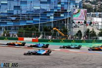 The grey area Alonso exploited with his first-lap corner-cut at Sochi