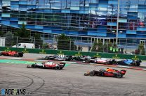 Antonio Giovinazzi, Alfa Romeo, Sochi Autodrom, 2021