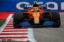Lando Norris, McLaren, Sochi Autodrom, 2021