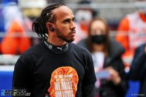 Hamilton becomes first driver to win 100 Formula 1 races