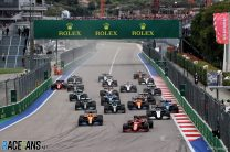 Vote for your 2021 Russian Grand Prix Driver of the Weekend