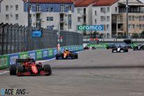 Carlos Sainz Jnr, Ferrari, Sochi Autodrom, 2021