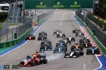 2021 Russian Grand Prix in pictures
