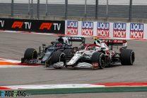 Giovinazzi drove entire Russian GP with no radio communications