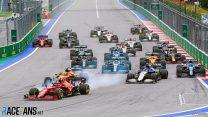2021 Russian Grand Prix Star Performers