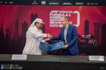 F1 confirms long-term Qatar race deal as it finalises 22-round 2021 calendar