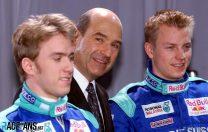Vorstellung des Sauber C20 fŸr die neuen Formel 1 Saison 2001 im schweizerischen Hinwill
