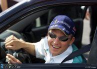 PR-Termin des F1-Teams Sauber in Magny Cours