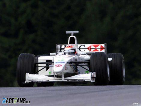 Johnny Herbert, Stewart, A1-Ring, 1999