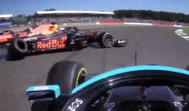 Who was to blame for Verstappen and Hamilton's collision at Silverstone?