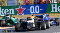 """W Series contenders expect """"good fight"""" as they enter US finale tied on points"""