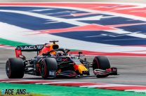 2021 United States Grand Prix grid