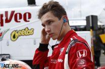 Alpine junior Lundgaard switching to IndyCar in multi-year deal
