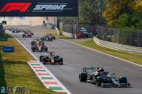"""F1 sees """"enthusiasm from young generation"""" for sprint qualifying format"""