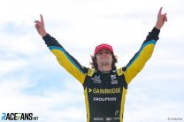 Herta's IndyCar success should qualify him for F1 drive – Alonso