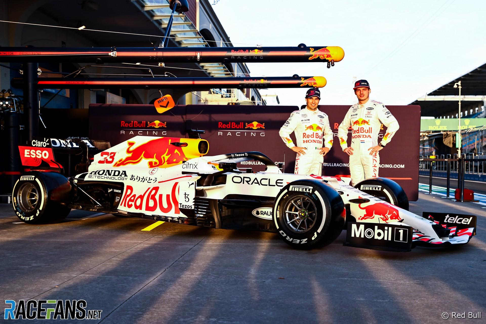 Sergio Perez, Max Verstappen, Red Bull, Istanbul Park, 2021