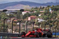 Charles Leclerc, Ferrari, Istanbul Park, 2021