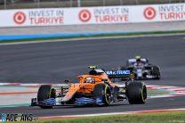 Lando Norris, McLaren, Istanbul Park, 2021