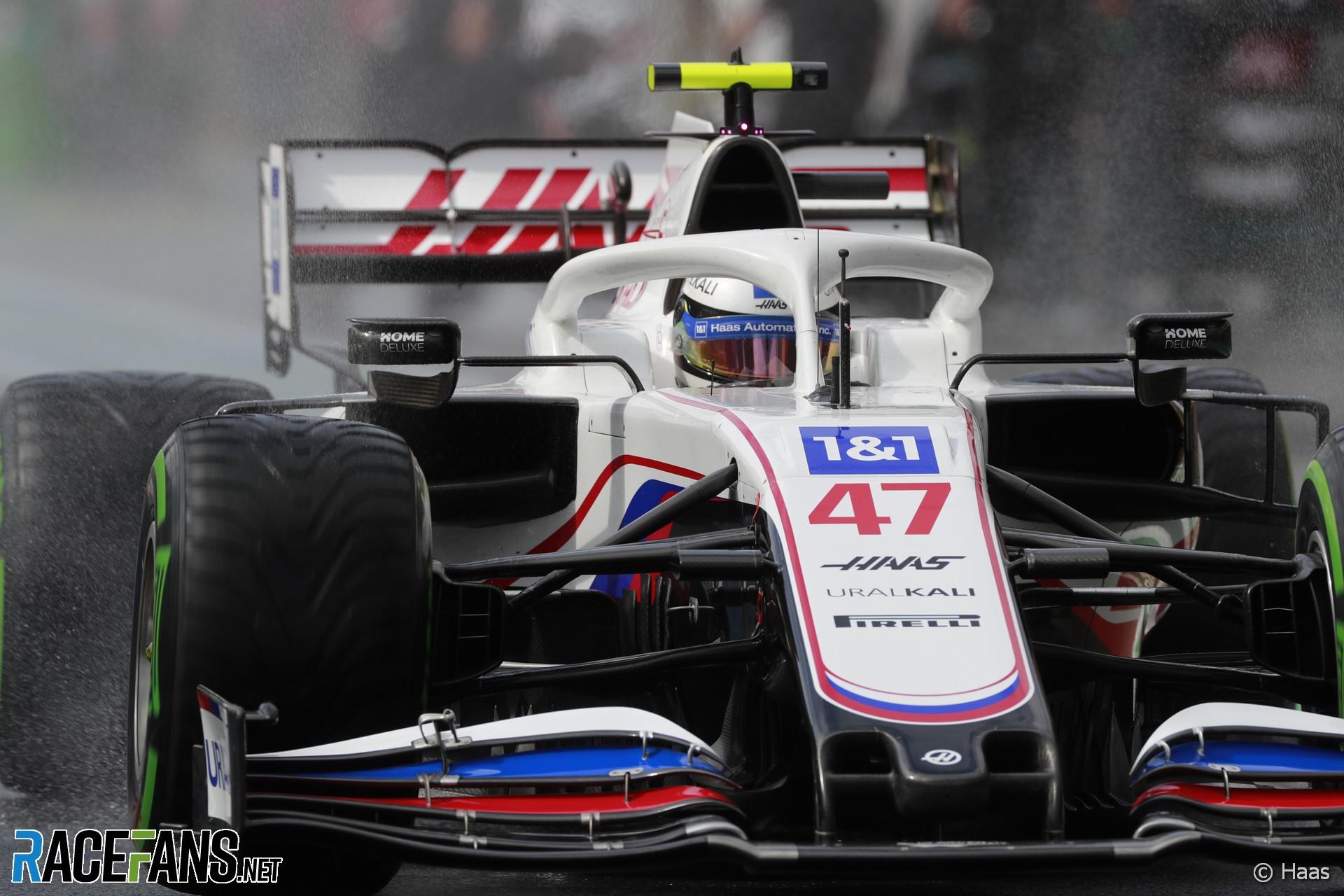 Why Schumacher's Q2 heroics in Turkey didn't surprise his Haas team   2021 F1 season