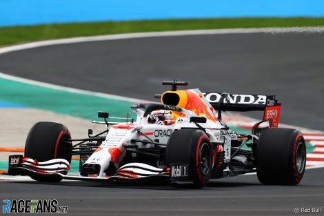Max Verstappen, Red Bull, Istanbul Park, 2021