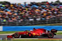 "Third on the grid is ""a bit strange"", admits Leclerc"