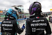 Valtteri Bottas, Lewis Hamilton, Mercedes, Istanbul Park, 2021