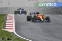 Daniel Ricciardo, McLaren, Istanbul Park, 2021