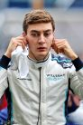George Russell, Williams, Istanbul Park, 2021