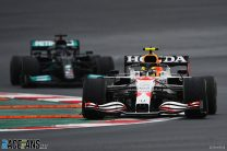 """Analysis: Why Mercedes can """"live with"""" Hamilton's Turkish GP points loss"""