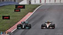 """""""Incredibly impressive"""" Mercedes straight-line speed alarms Red Bull"""