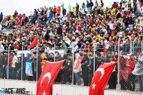 Motor Racing – Formula One World Championship – Turkish Grand Prix – Race Day – Istanbul, Turkey