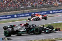 Valtteri Bottas, Mercedes, Istanbul Park, 2021