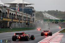 Carlos Sainz Jnr, Ferrari, Istanbul Park, 2021
